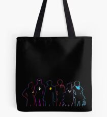 Ace Attorney Print Tote Bag