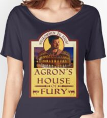 Agron's House of Fury (Spartacus) Women's Relaxed Fit T-Shirt