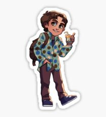 Xander Harris (Season 1) Sticker