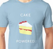 Cake Powered Unisex T-Shirt