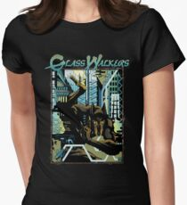 Apocalypse Tribe: Glass Walker Revised Womens Fitted T-Shirt