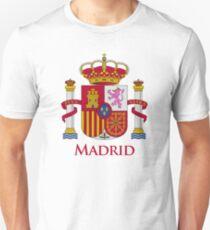 Madrid Shield of Spain Unisex T-Shirt