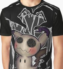 [POKEMON] Mimikyu . : ver. 1 : . Graphic T-Shirt