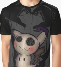 [POKEMON] Mimikyu. : ver. 2:. T-shirt graphique