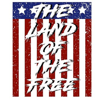 The Land of the Free by 21Posters