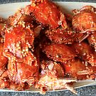 Candied Crab by Trish Peach
