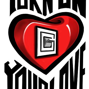 Turn On Your LOVE! by marginalspirit