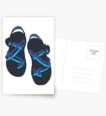 Chacos Postcards