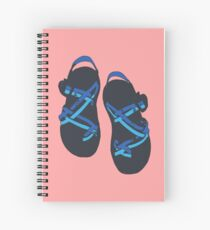 Chacos Spiral Notebook