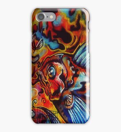 Graffiti Tunnel iPhone Case/Skin