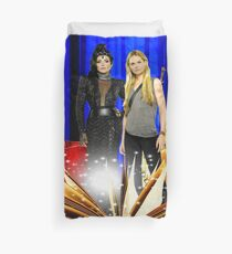 Swan Queen (Once upon a time) Duvet Cover