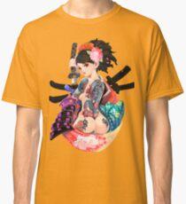 Camiseta clásica Chica Yakuza