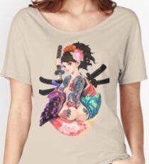Yakuza Girl Women's Relaxed Fit T-Shirt