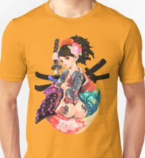 Yakuza Girl T-Shirt