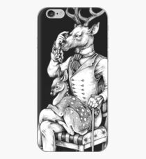 Deer and Fawn iPhone Case