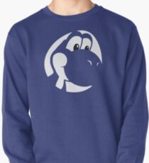 My Friend Yoshi - Blue Pullover Sweatshirt