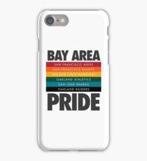 Bay Area Pride iPhone Case/Skin