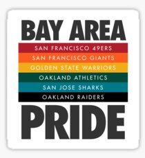 Bay Area Pride Sticker