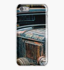 Hot Rod iPhone Case/Skin