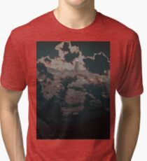 Lighthouse Of The Dragon's Cove Tri-blend T-Shirt
