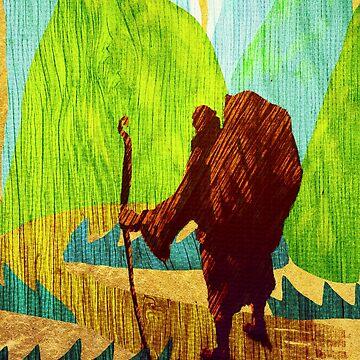 Long Road Ahead by jakewashere