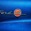 Ford F100 by Bobby Deal
