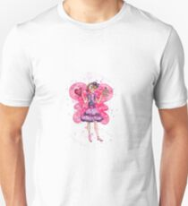 Vesta The Valentines Day Fairy Unisex T-Shirt