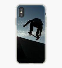 skateboarder iPhone Case