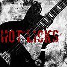 Rock-n-Roll Guitar by mindydidit