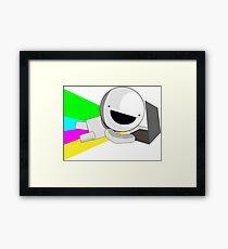 highspeed internet Framed Print