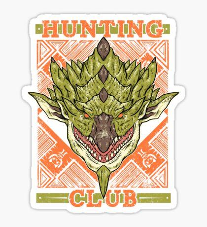 Hunting Club: Rathian Sticker