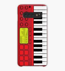 Synth Midi Controller - Red06 Case/Skin for Samsung Galaxy