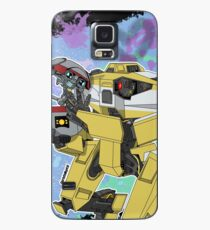 Gortys x Loader Bot (Smashcard) - Blue Case/Skin for Samsung Galaxy