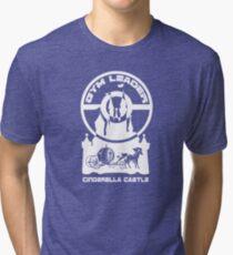 Poke-GO: Cindy's Castle Gym Leader Tri-blend T-Shirt