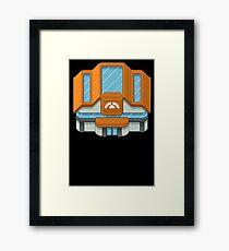 Pokemon Gym Framed Print