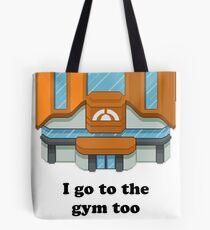 Pokemon Gym Tote Bag