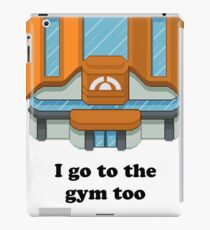 Pokemon Gym iPad Case/Skin