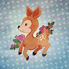 Little Deer, Fleet of Foot by Veronica Guzzardi