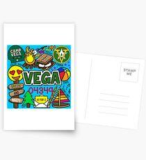 Vega Postkarten