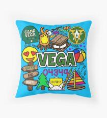 Vega Throw Pillow
