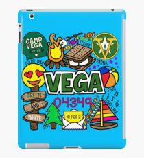 Vega iPad-Hülle & Klebefolie