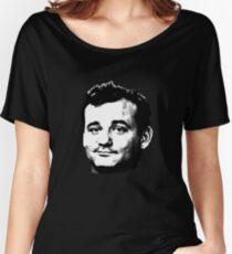 Bill Murray Face Women's Relaxed Fit T-Shirt