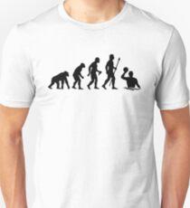Water Polo Evolution T Shirt Unisex T-Shirt