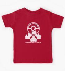 Poke-GO: Sleeping Beauty's Castle Gym Leader Kids Tee