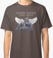Good-Night, Sweet Harambe Classic T-Shirt