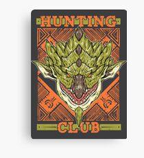 Hunting Club: Rathian Canvas Print