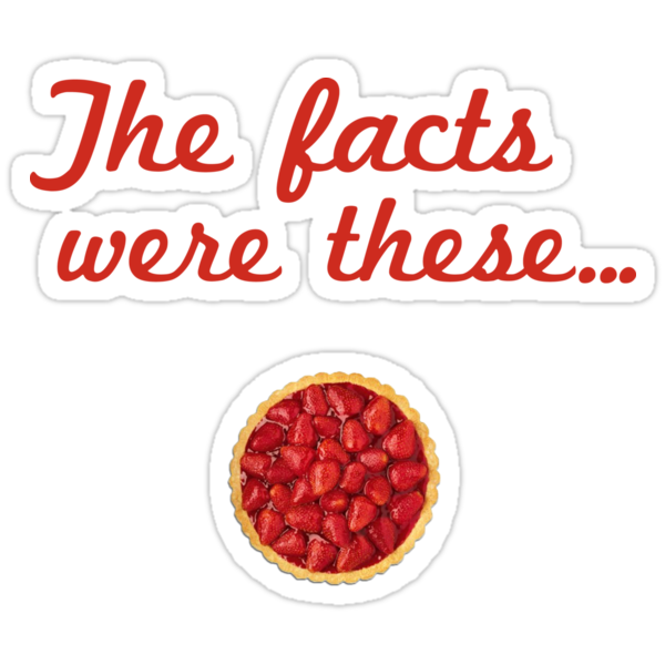 The Facts Were These by jehnner