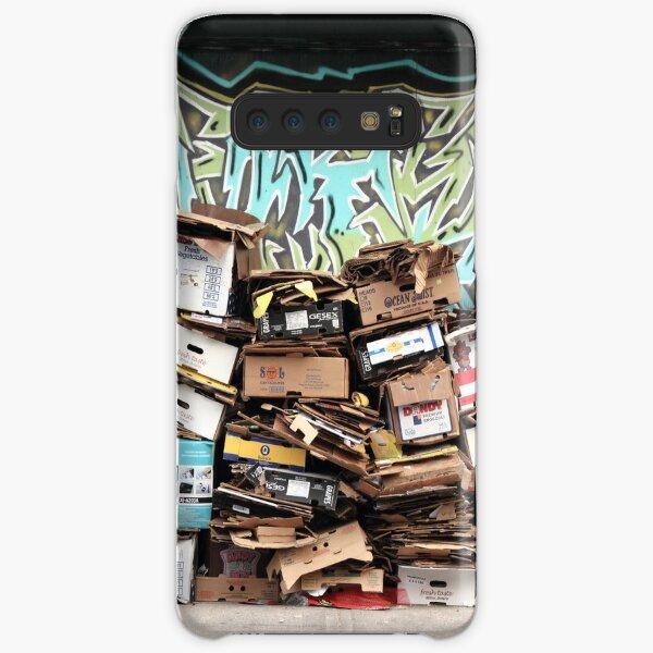cardboard mosaic Samsung Galaxy Snap Case