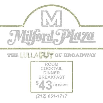 Milford Plaza by A-Game