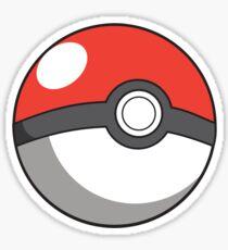 Poke ball Sticker